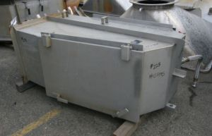 Andritz 554-2-36 Micrasieve Pressure Fed Parabolic Screen