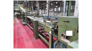 Windmoller & Holscher Paper sack line