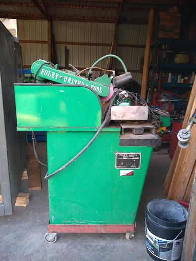 Foley-United 65 Profile Grinder