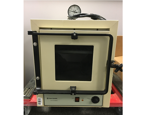 Fisher Scientific 285 Benchtop vacuum oven