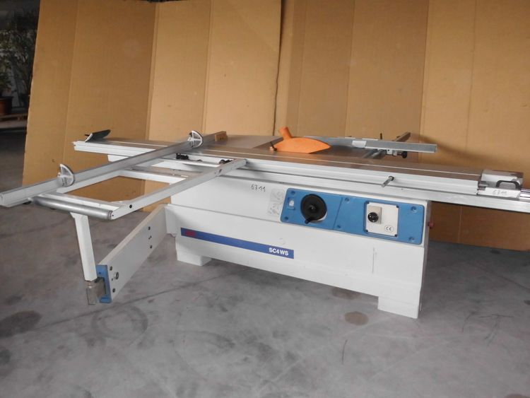 Samco SC 4 WS Sliding table saw