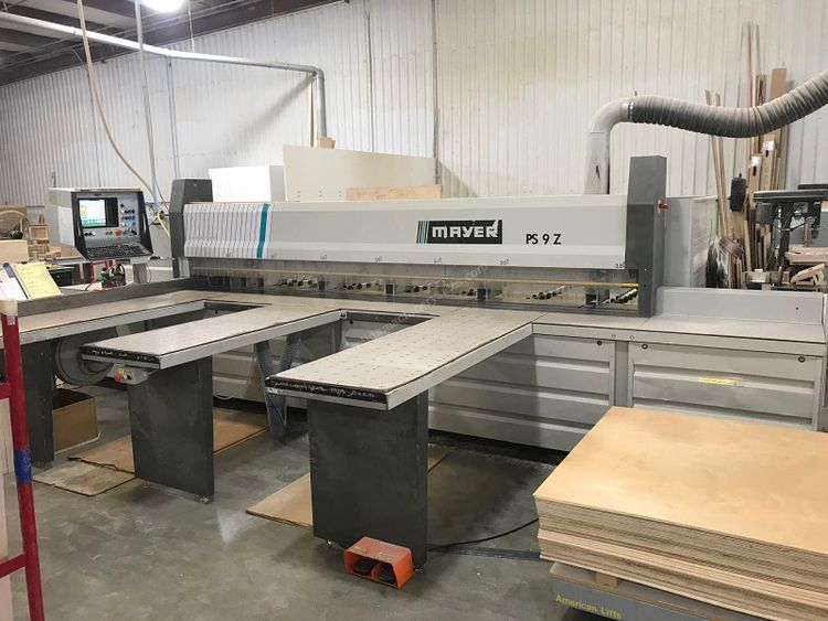 Mayer PS9Z, PANEL SAW