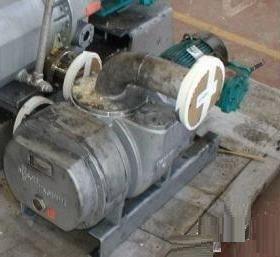Busch WV 1000B OH1 XXFC Booster Pump