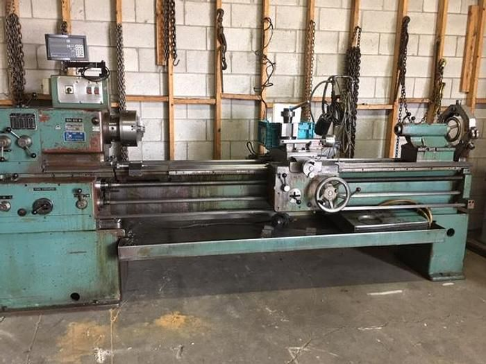 TOS Engine Lathe Variable SN50B/2000