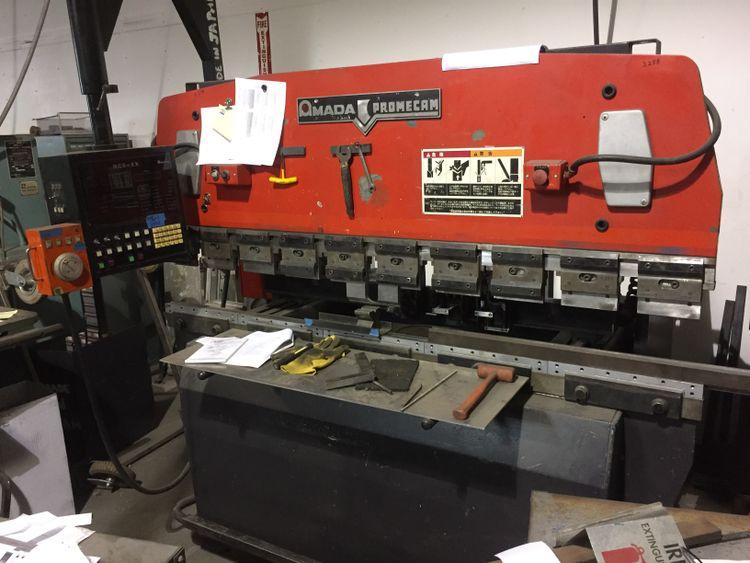Amada, Promecam Rg-50 Hydraulic press brake 55 Ton