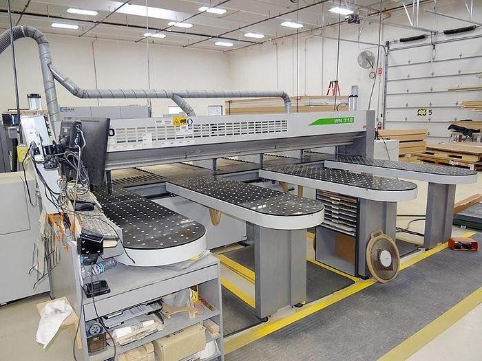 Selco Wn 710, Panel saw