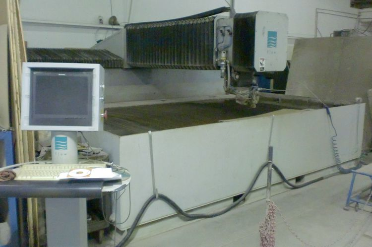 Flow HYPERJET 6X12 CNC WATERJET CUTTING SYSTEM CNC Controller