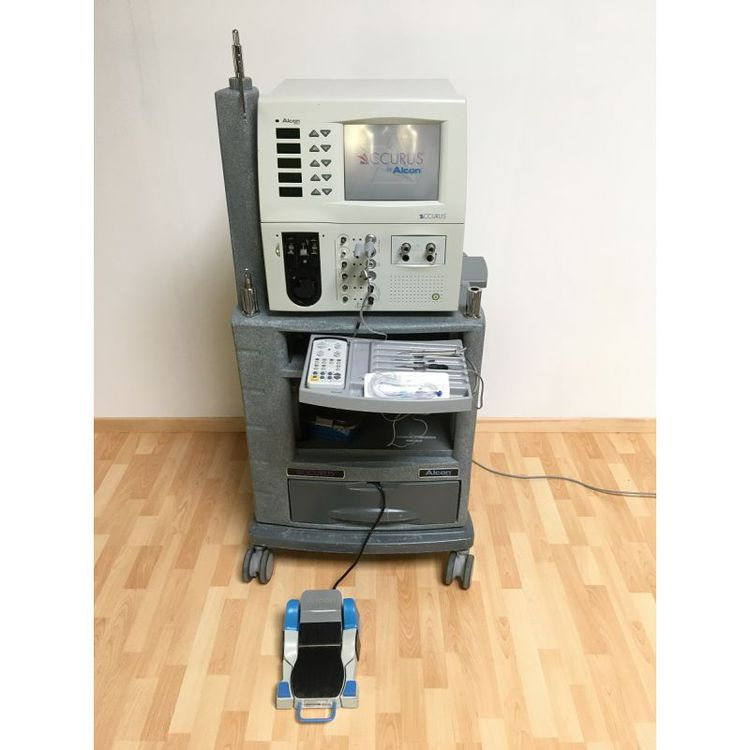 Alcon Accurus 800CS