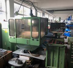 Deckel FP 2 NC CNC milling machine 3150 rpm