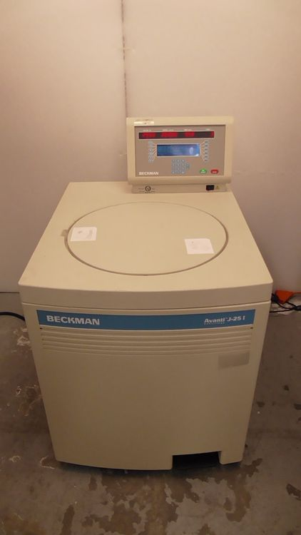 Beckman Coulter Avanti J-25I Refrigerated Centrifuge