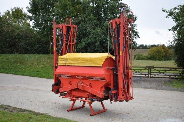 Kuhn Aero 2218 Rollers