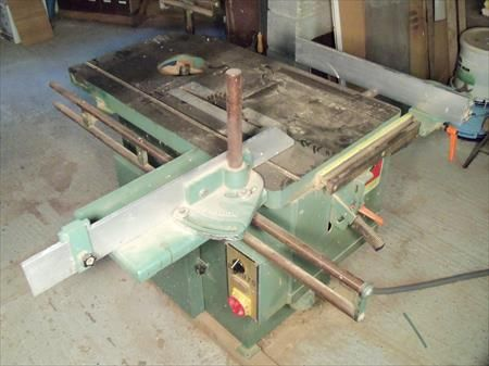 Chambon Combines spinning saw