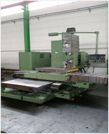 Union BFT 105 105 mm 2500 rpm