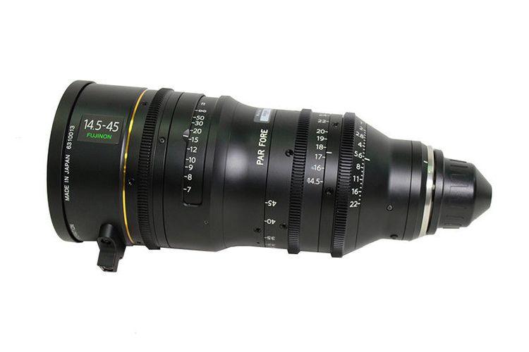 Fujinon 14.5-45mm T2.0 Zoom Lens
