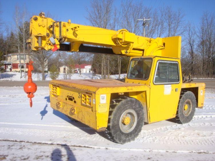 Grove AP308 Yard / Carry Deck Crane