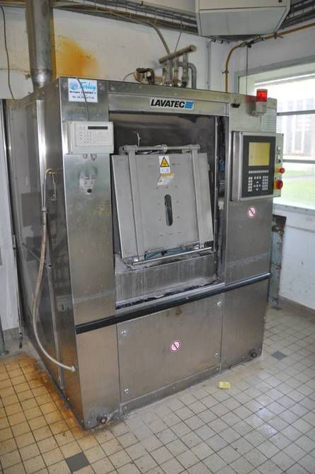 Lavatec LX312 Barrier Washer