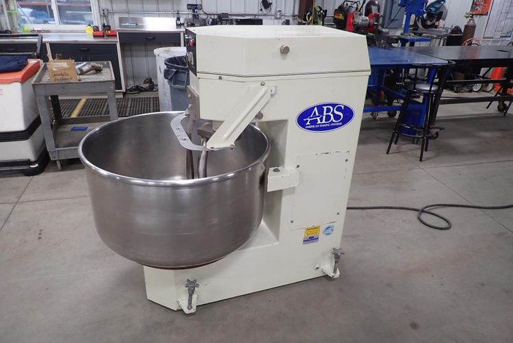 ABS ABSFBM160-S-3 Spiral Mixer