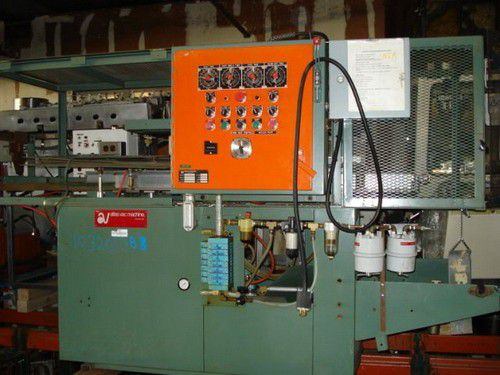 Atlas NA 15  Blister Forming Machine