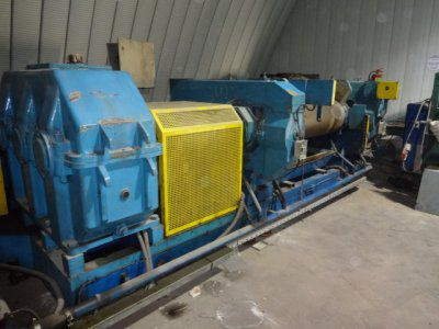 Gumix Guix GX, Two Roll Mill