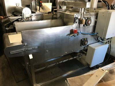Colborne DOUGH DIVIDER WITH GUILLOTINE