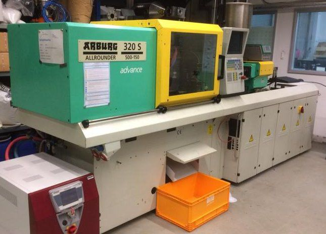 Arburg Injection moulding machines 50 T