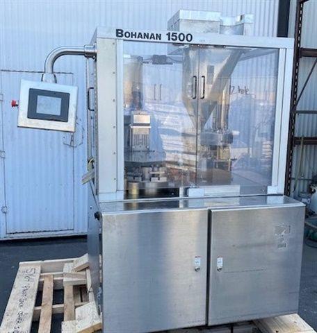 Bohannan AWB1500GKF Encapsulator