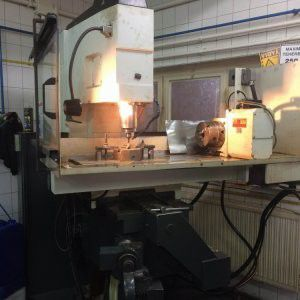 TOS FV 30 CNC Vertical Variable