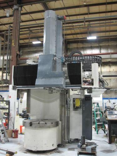 Bullard Dyn-au-tape 46 CNC VTL Rebuilt and Retrofitted - Vertical Lathe