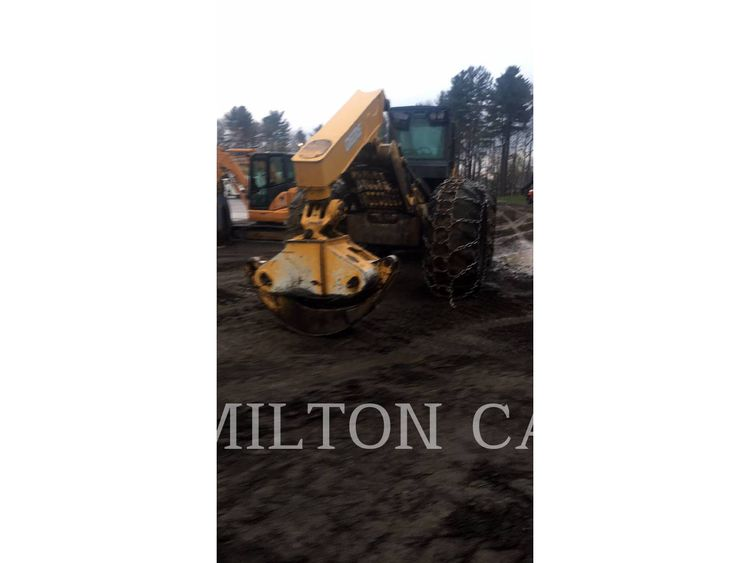 John Deere 648G Forestry Swing Machines