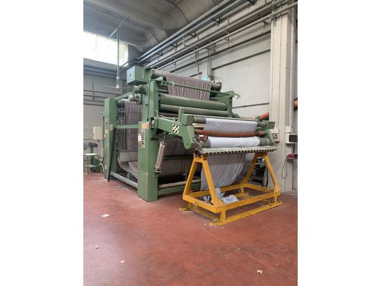 Bianco Preparation line non stop and sewing machine