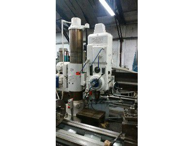 "Fosdick 4'ARM X 15""COLUMN Max. 1800 rpm"