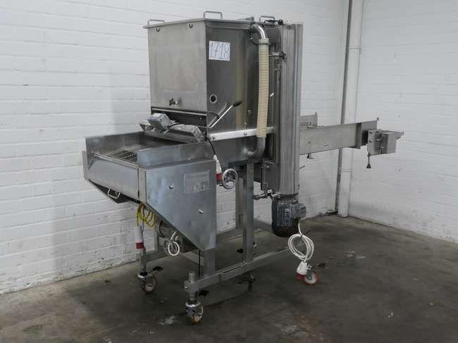 Koppens PR600C breading machine