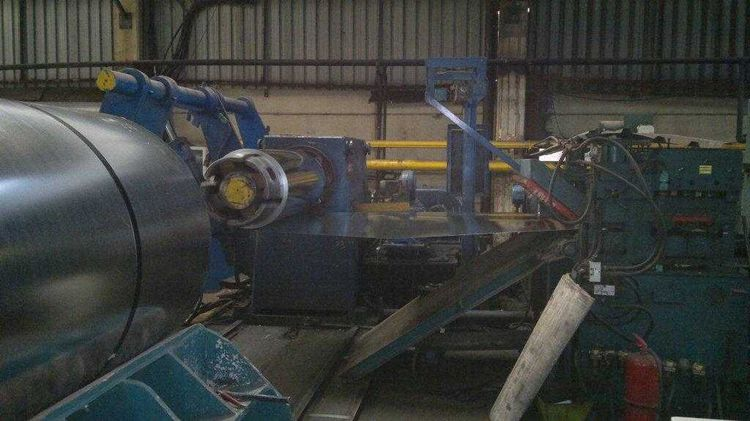 BWG TENSION LEVELING LINE