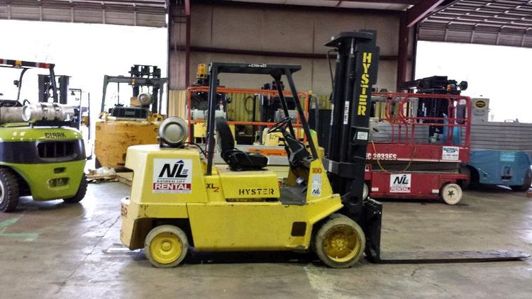 Hyster S100XL 10000