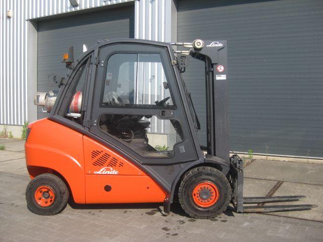 Linde H35T 3500 kg