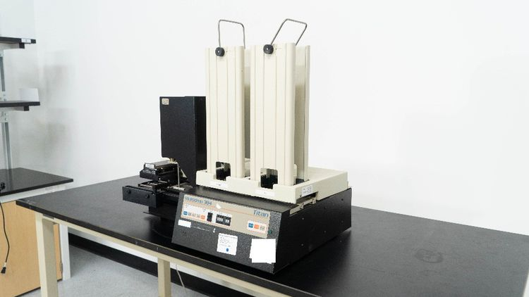 LabSystems, Thermo 832 Reagent Dispenser with Plate Stacker