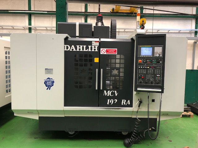Dah Lih MCV-1020BA 3 Axis