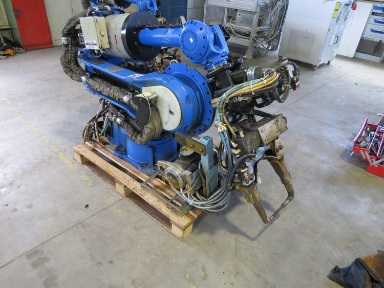 Motoman YR-MS0080W-A00 spot welding 6 Axis 80 kg