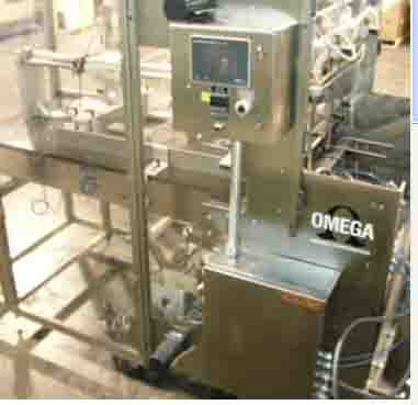 Omega DL-27, automatic shrink bundler