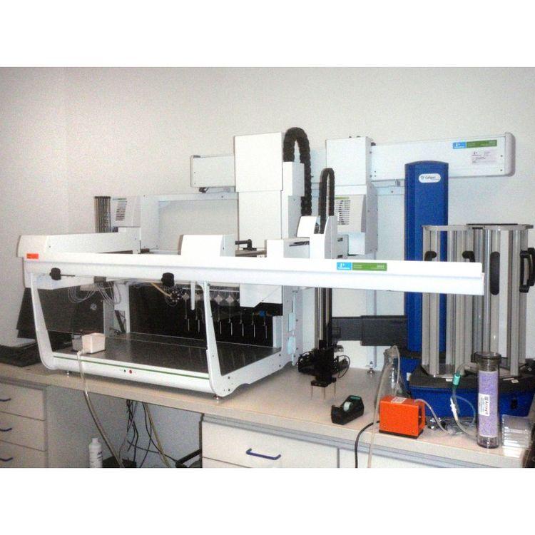 Perkin Elmer Janus. 3-Arm Automated Workstation