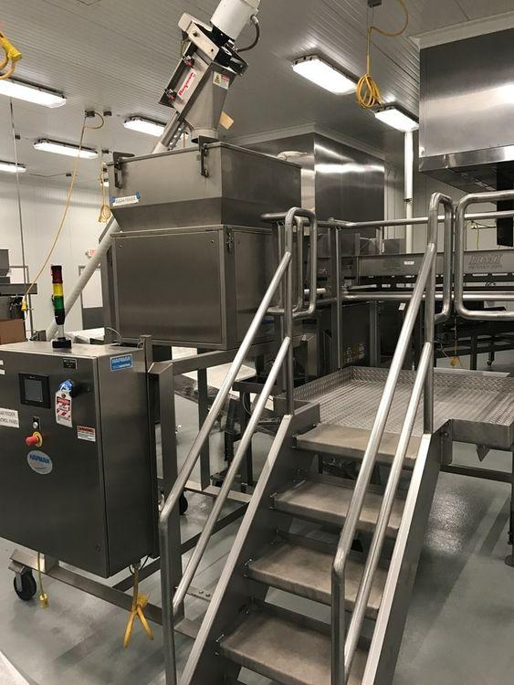 HMI PB 10 sugar coating system
