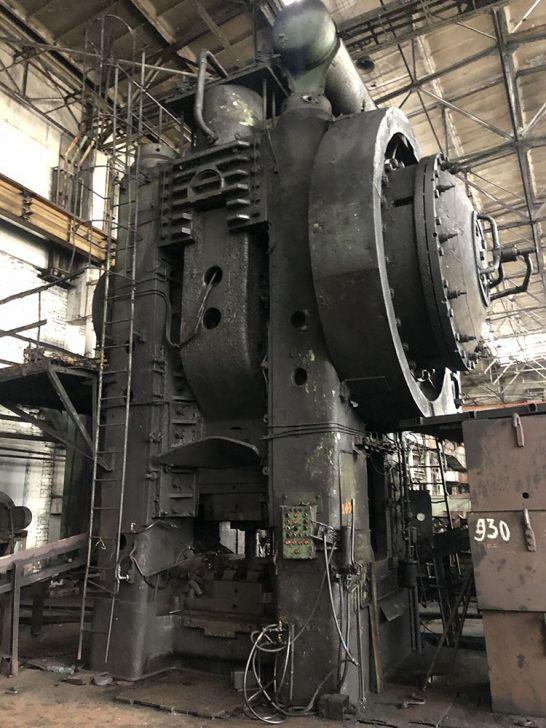 Smeral LKM-4000 4000 Ton