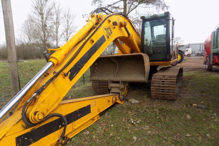JCB JS160L Excavator