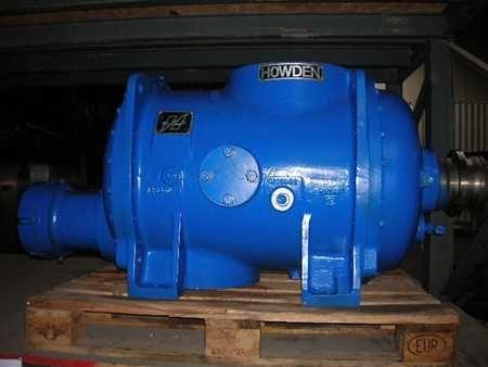 Howden MK4C WRV 255-165-26 Screw Compressor