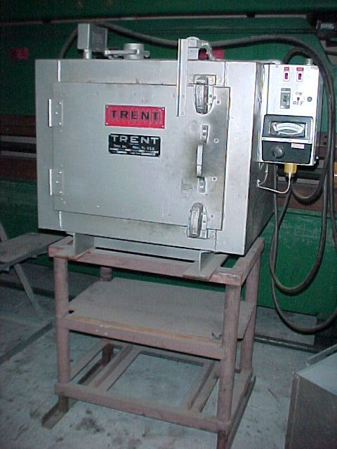 Trent Electric Heat Treat Oven
