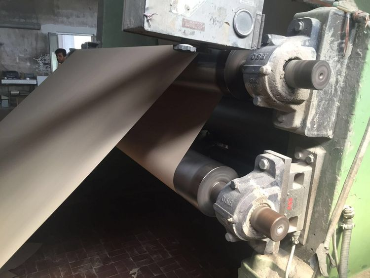 Toschi, Toscotec 2550 mm Slitter Rewinder, stopped may 2019