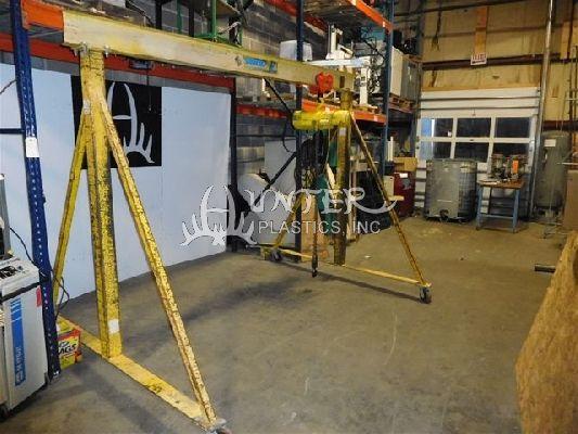 Budget Cranes, Gantry, Bridge Type