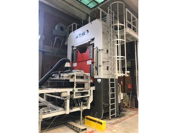 Haco 100 ton CNC 100 TON