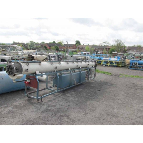 Carvalho 6m Spray Tank