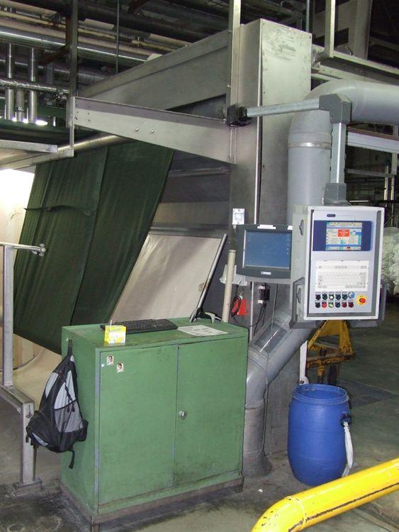 Santex Actiwash Open-Width Washing Machine